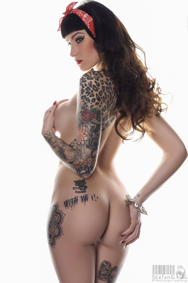 Nude wildcat ink Knockout Cats