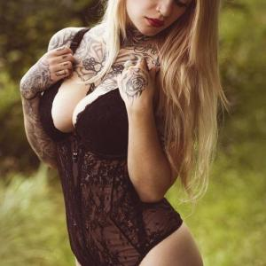 Alternative Models in der Modelkartei - Sandra_Inked